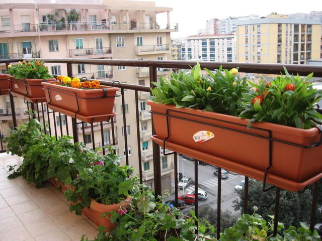 Famoso Un balcone quattro stagioni: come organizzarsi per un balcone fiorito UL04