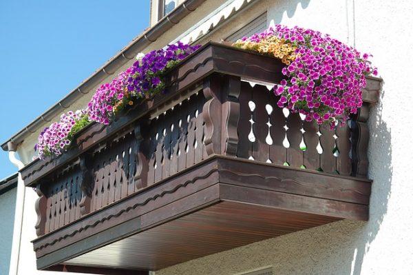 Fioriere balcone
