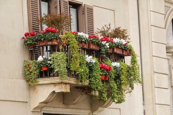 Fioriere per balconi - Fioriere da balcone ikea ...